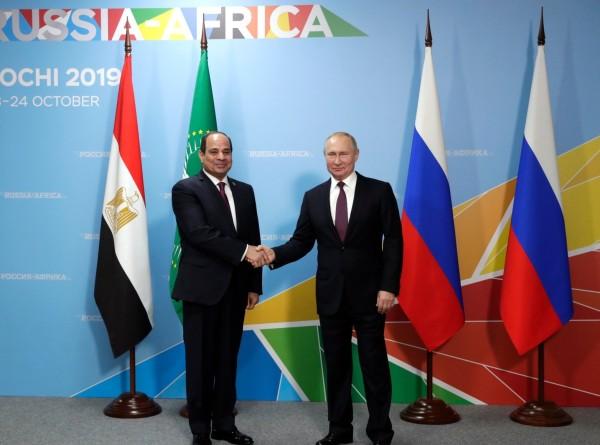 Африка на Черном море: как проходит первый форум в Сочи (ФОТО)