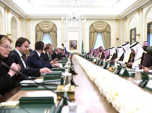 Россия и Саудовская Аравия расширят экспорт сельхозпродукции