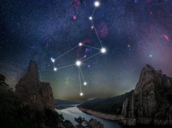 Тест: на что похоже созвездие?