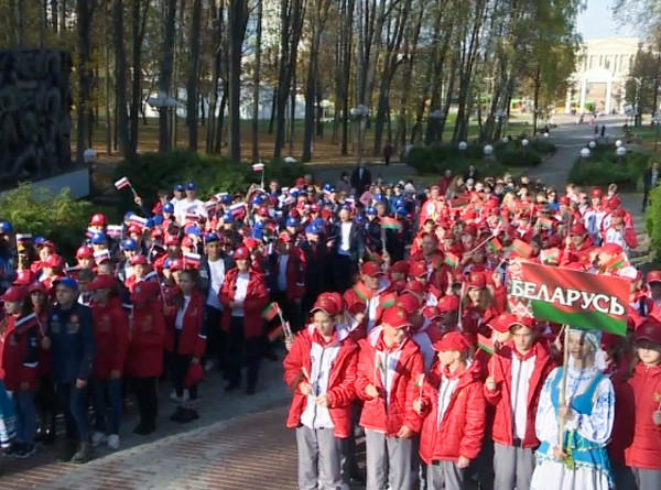 Более 200 человек примут участие в Спартакиаде школьников Беларуси и России