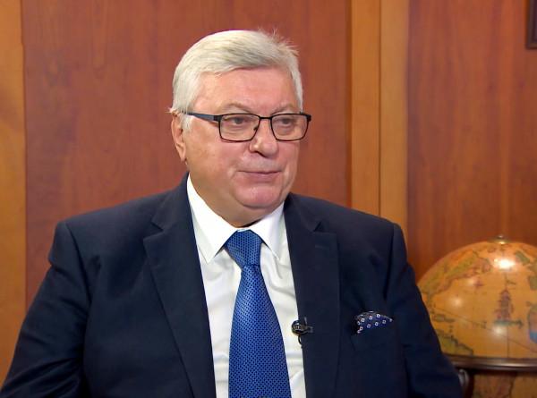Ректор МГИМО Анатолий Торкунов рассказал, каким должен быть современный дипломат. ЭКСКЛЮЗИВ