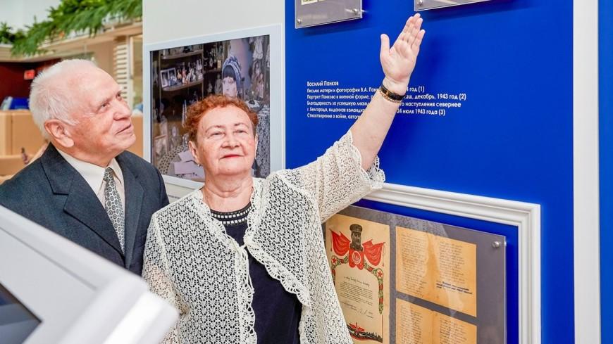 Москвичи передали в Главархив более пяти тысяч памятных вещей героев войны