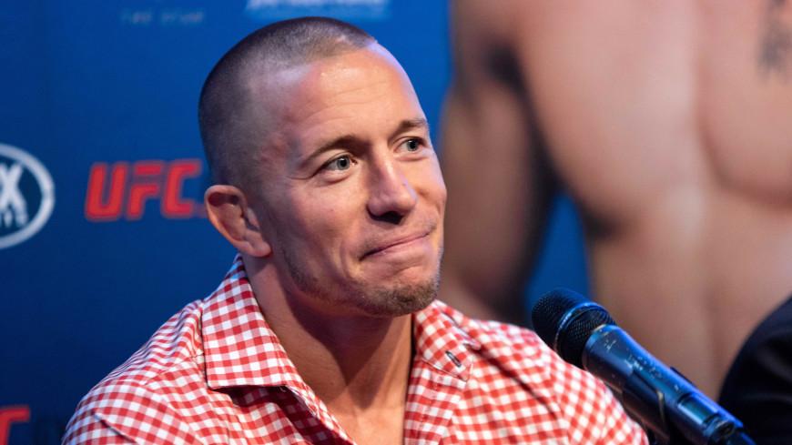 Сен-Пьер заявил, что готов вернуться в UFC ради боя с Нурмагомедовым