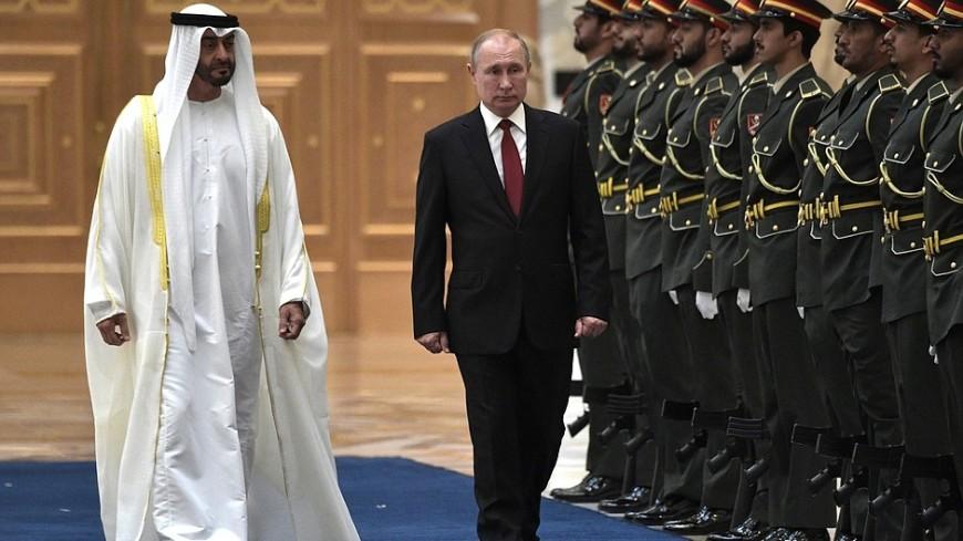 Путин: Российские туристы потратили в ОАЭ более $1,3 млрд