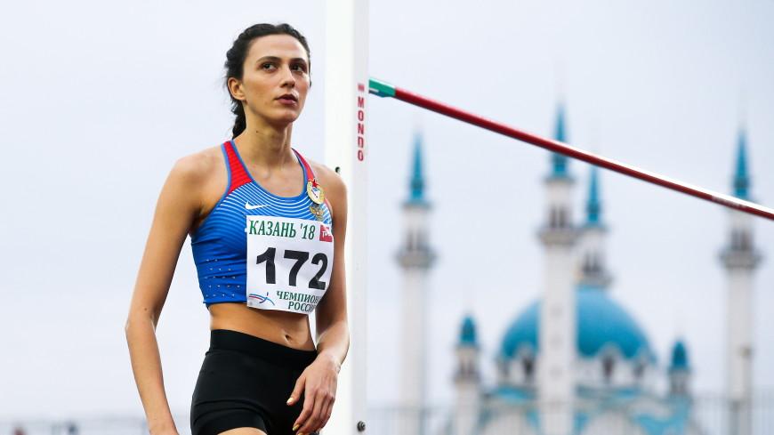 Россиянка Мария Ласицкене вошла в историю легкой атлетики