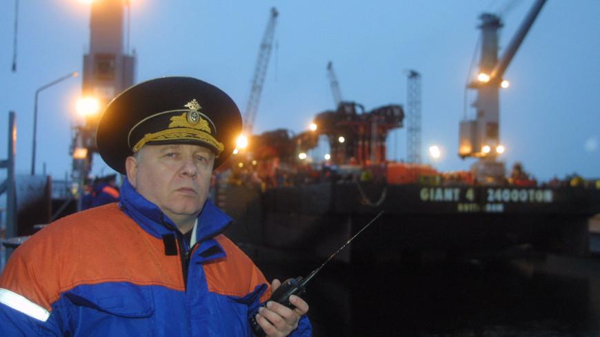 Умер вице-адмирал, экс-начальник штаба Северного флота Михаил Моцак