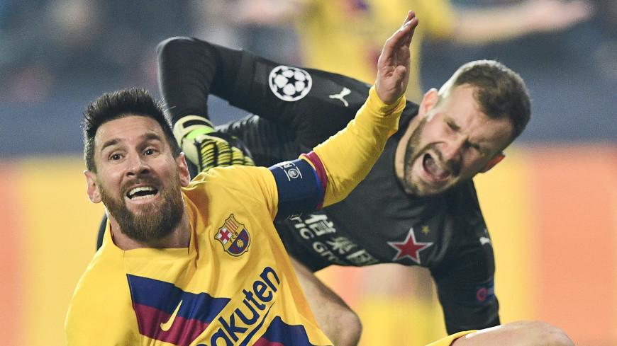 Месси – первый футболист, забивший в 15 розыгрышах Лиги чемпионов подряд