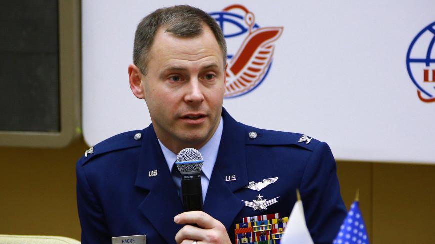 Путин наградил астронавта Хейга орденом Мужества