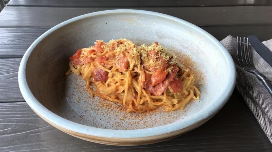 Тальятелле, каламарата, паппарделле: готовим макароны по-новому. РЕЦЕПТЫ