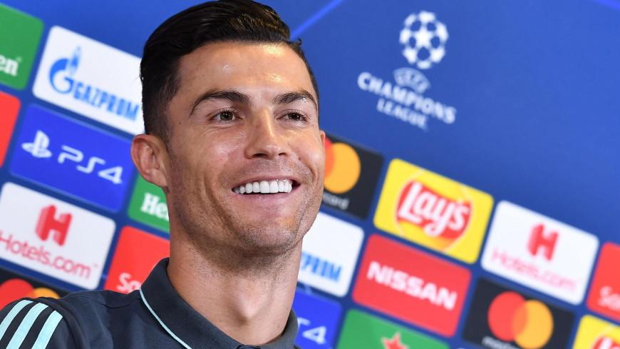 Роналду сообщил, что победа над «Локомотивом» значимее «Золотого мяча»