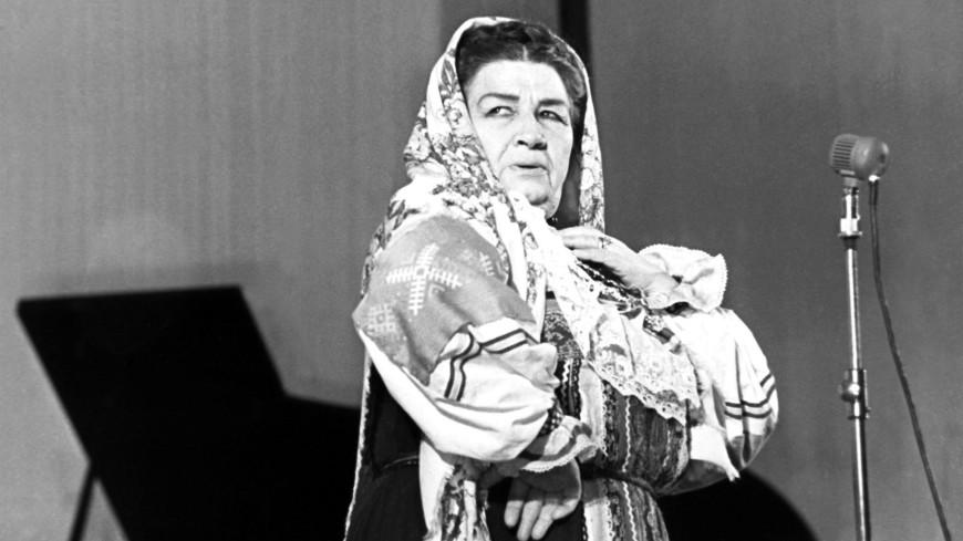Нищета, мужчины и валенки Лидии Руслановой