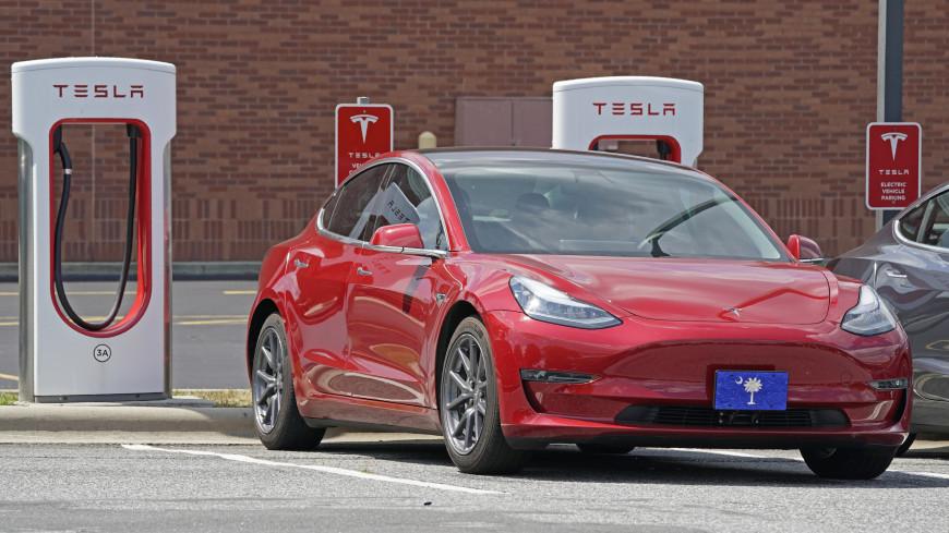 Выпуск электрокаров Tesla достиг рекордной величины