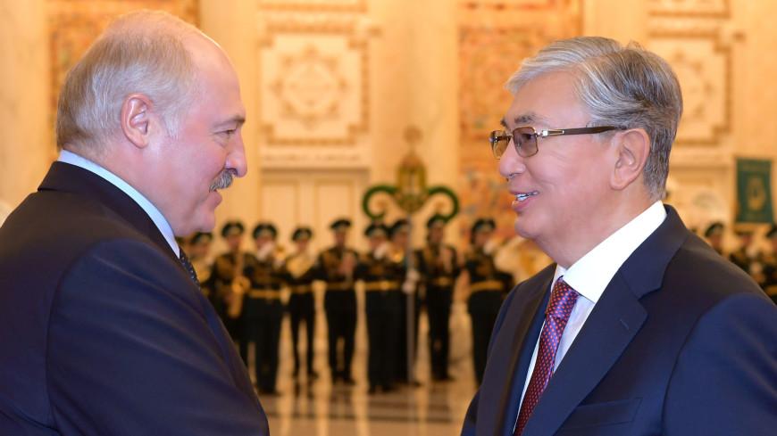 Лукашенко пригласил Токаева в Беларусь
