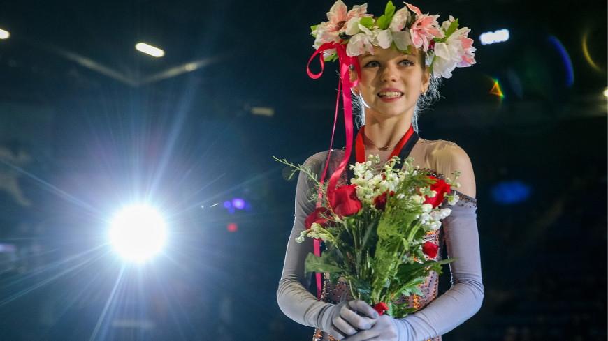 Россиянка Трусова первой в мире исполнила четыре четверных прыжка в одной программе