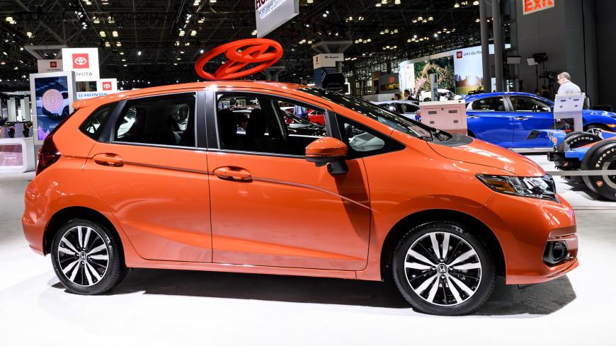 Honda представила четвертое поколение хетчбэка Fit