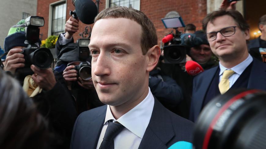 Цукерберг согласился, что иногда напоминает робота