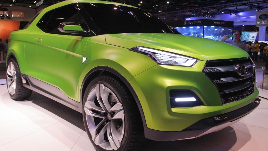 В Китае представили второе поколение Hyundai Creta