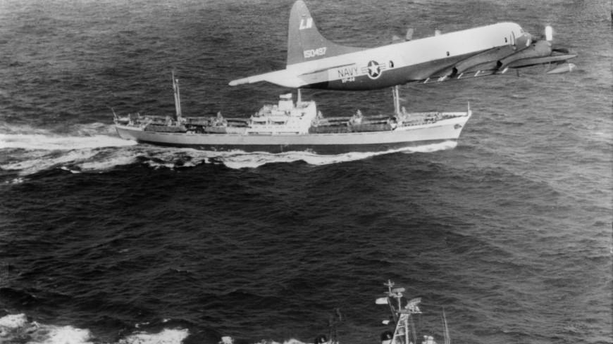 До ядерной войны – один шаг: 57 лет назад начался Карибский кризис