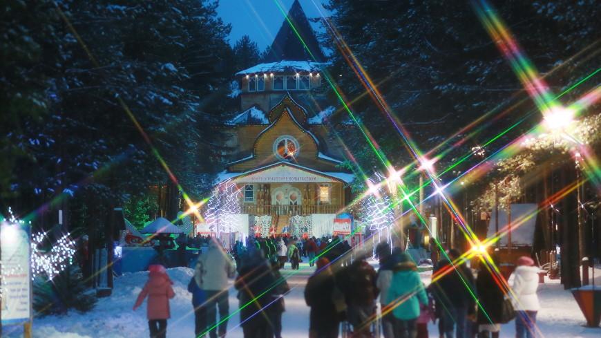 Резиденция Деда Мороза в Великом Устюге вырастет в пять раз