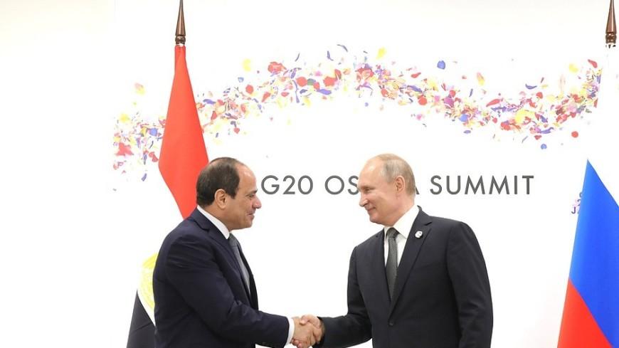 К промышленным проектам России и Египта могут присоединиться ОАЭ