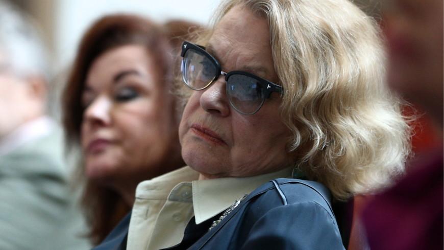 Стали известны подробности состояния актрисы Валентины Талызиной