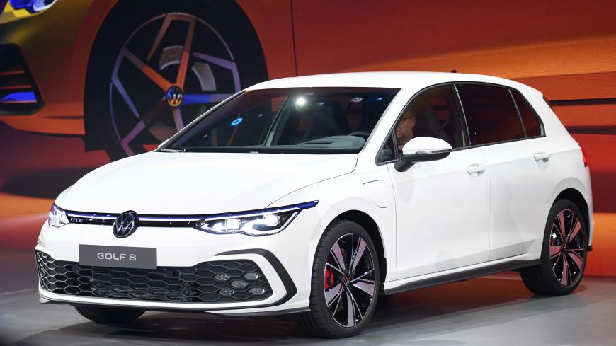 Volkswagen представил восьмое поколение хэтчбека Golf