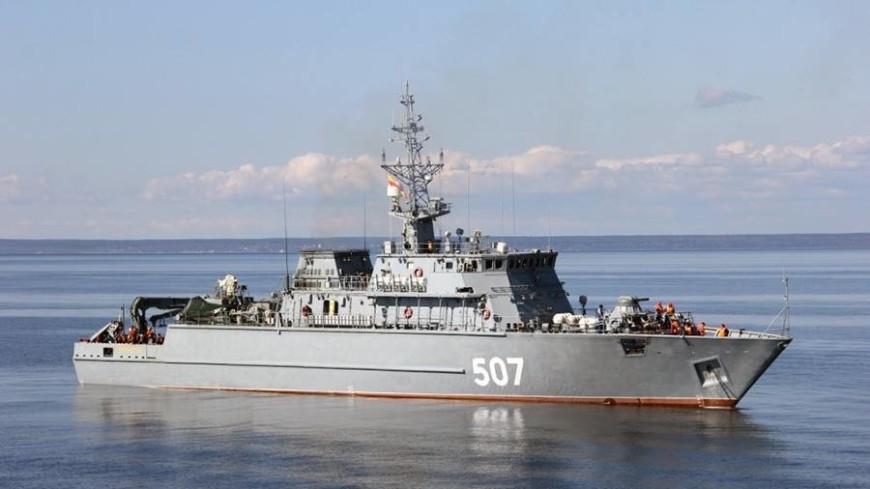 Российские моряки обнаружили на дне Балтийского моря подлодку времен ВОВ
