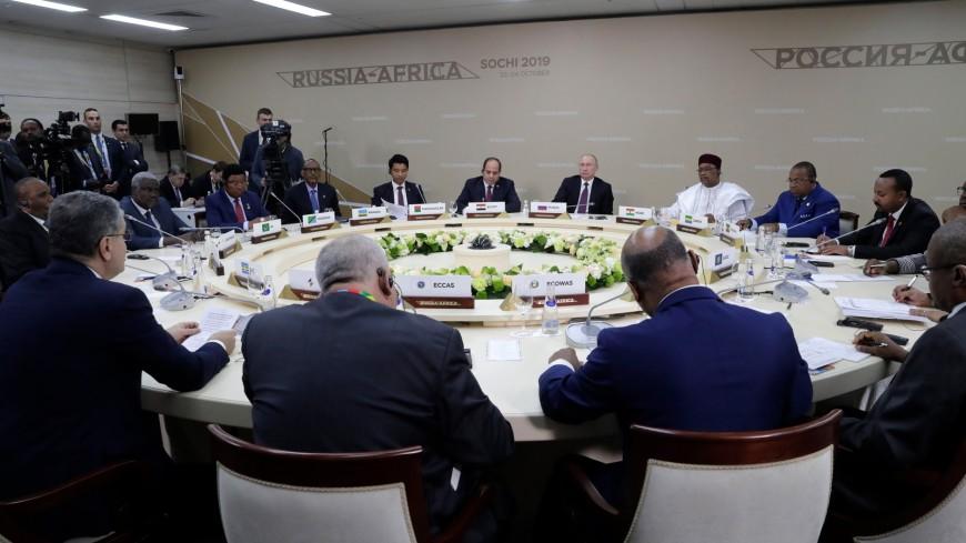 Путин поблагодарил премьера Эфиопии за поддержку российских резолюций в ООН