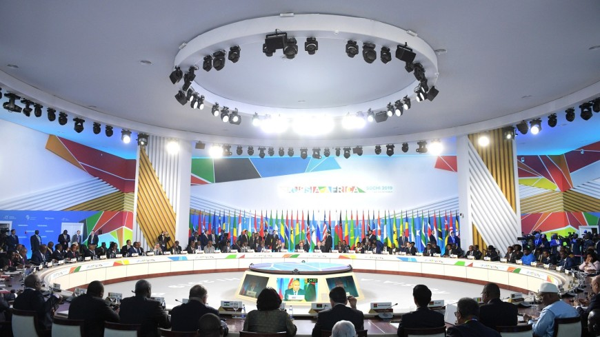 Россия и страны Африки подписали в Сочи более 50 соглашений