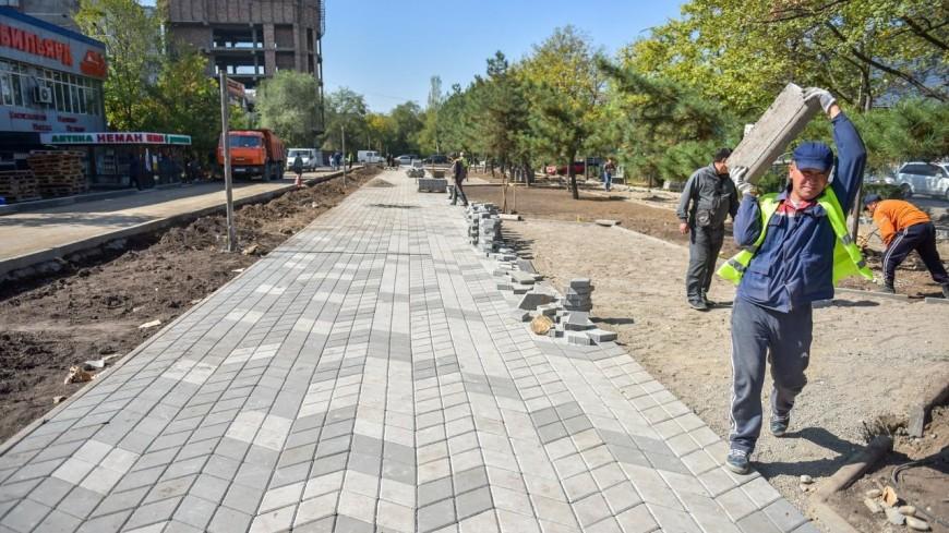 В Бишкеке появится свой «мини-Арбат»