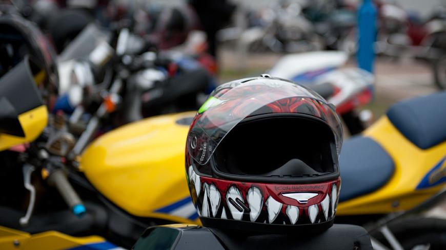 Московских мотоциклистов попросили закрыть сезон до весны
