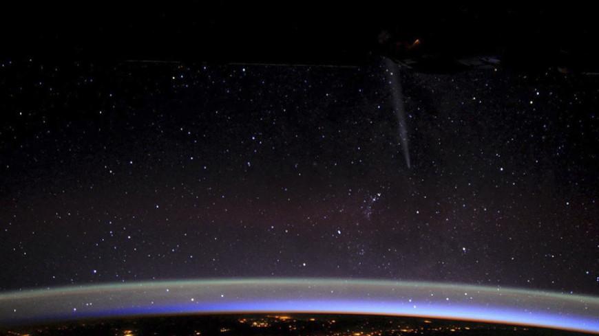 Москвичи увидят метеорный поток Дракониды в ночь на 9 октября