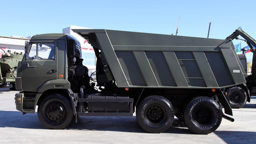 ВЭБ выделит средства для поставки грузовиков КамАЗ в Туркменистан