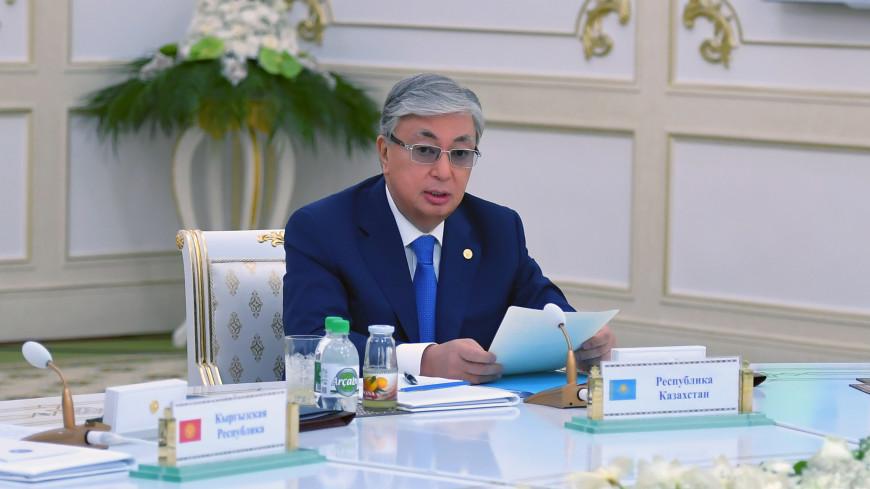 Токаев призвал убрать барьеры в экономическом сотрудничестве стран СНГ