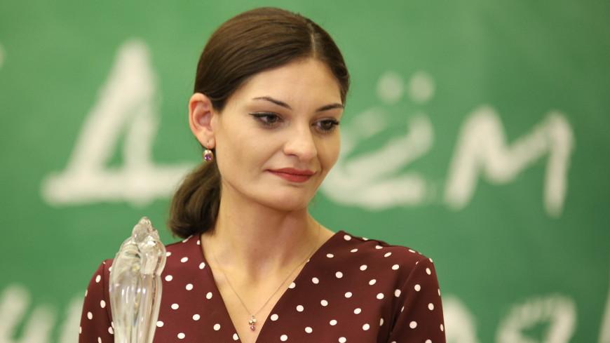 «Учителя года» в аэропорту Волгограда встретили школьники