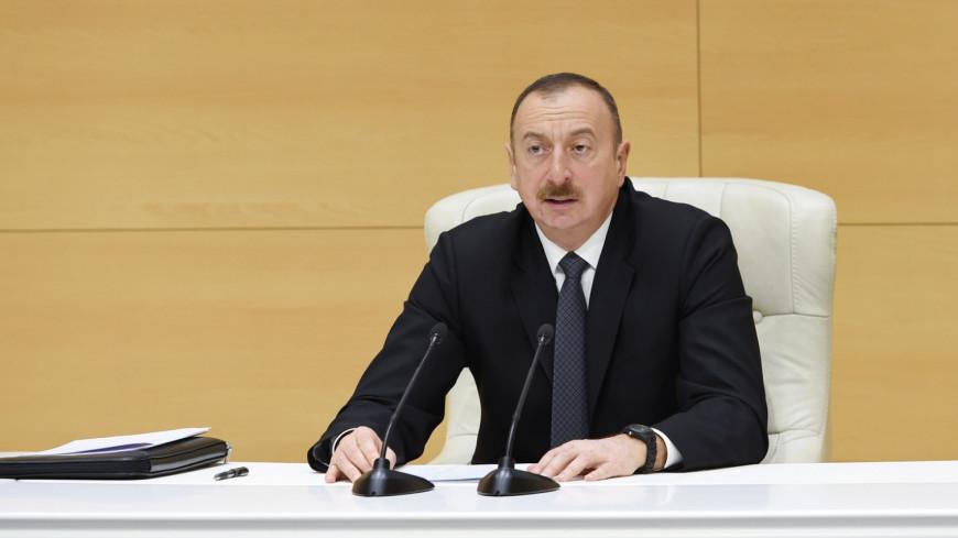 Алиев: Наши отношения с Россией свободны от внешнеполитической повестки