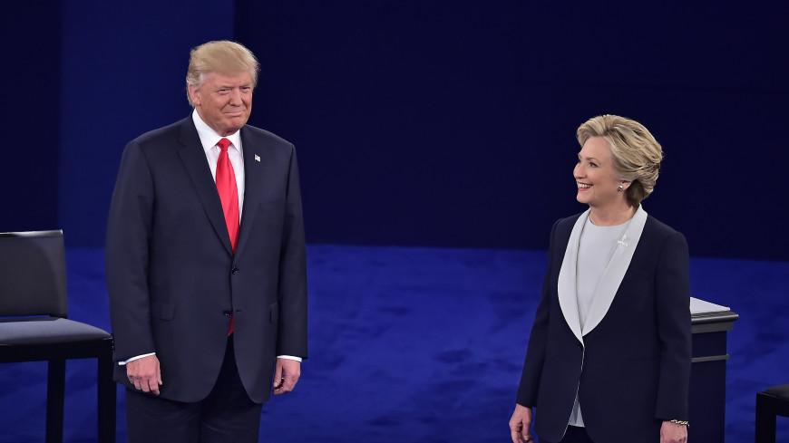 Трамп назвал Клинтон сумасшедшей и признался в симпатии к россиянам