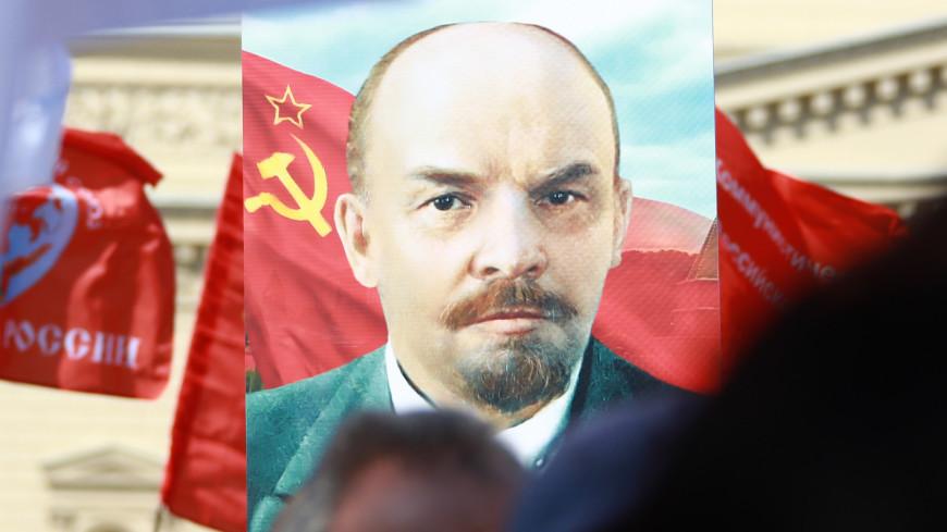 «Ленин-тигр» и «Ленин-уточка»: необычные образы вождя в живописи и скульптуре