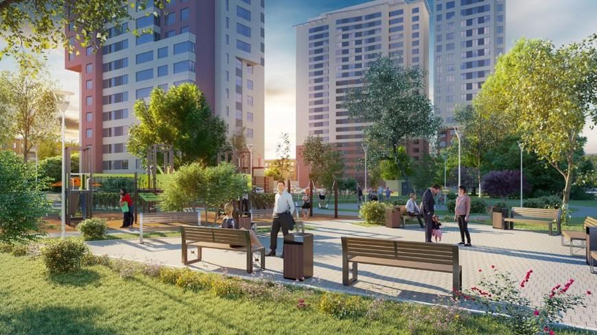 Москвичам покажут проекты планировок новых кварталов по реновации