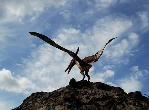 Названо самое крупное летающее существо в истории