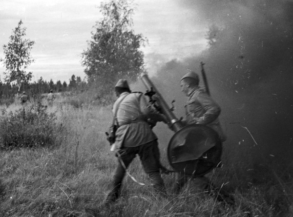 75 лет назад Красная армия освободила Таллин от фашистов