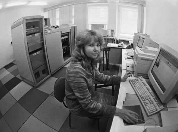 За 25 лет – более 5 млн доменов: как взрослел Рунет (ФОТО)