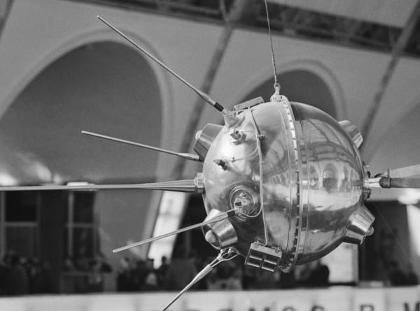Первые на Луне. К 60-летию полета советской станции «Луна-2»