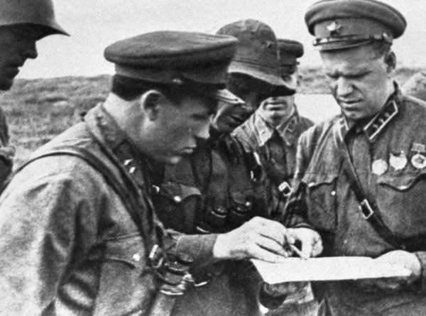 Победоносный след Жукова: хроника сражения на Халхин-Голе