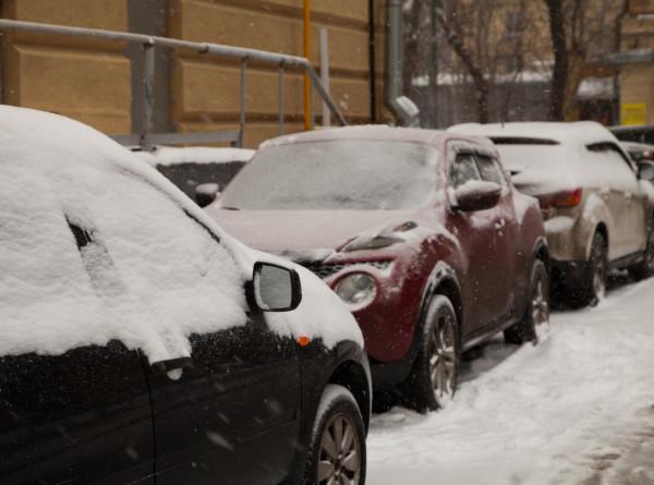 В Свердловской области выпал первый снег