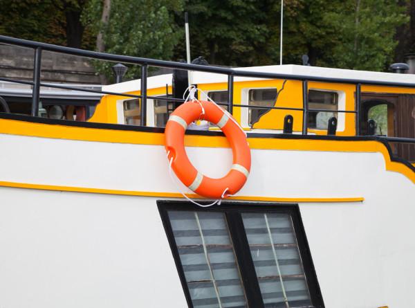 В Азовском море обнаружили пропавший катер