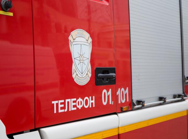 Во Владивостоке потушили пожар в торговом центре «Максим»