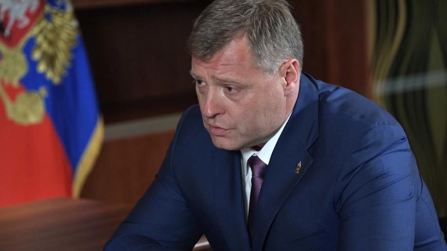 Игорь Бабушкин принес присягу и возглавил Астраханскую область