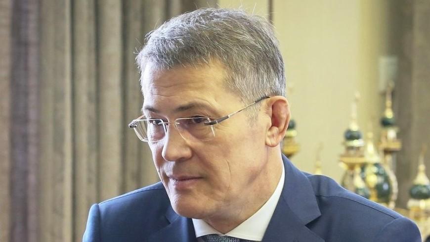 Хабиров вступил в должность главы Башкирии