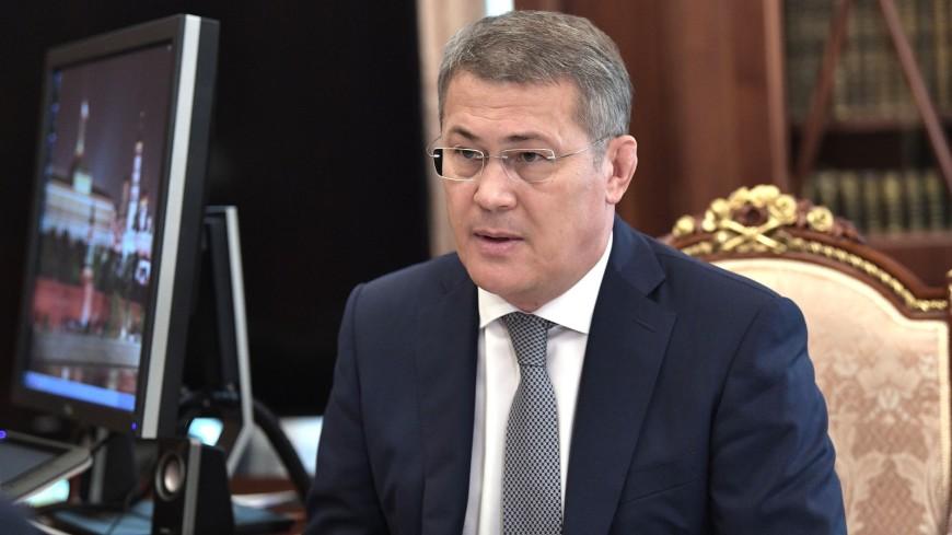 Врио главы Башкирии Радий Хабиров лидирует на выборах с 85% голосов